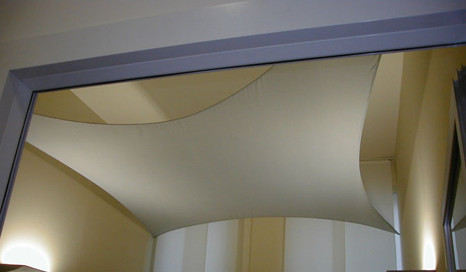 Acoustic installation